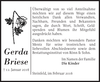 Gerda Briese