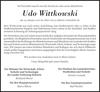 Udo Wittkowski