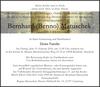 Bernhard (Benno) Matuschek