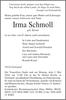 Irma Schmoll