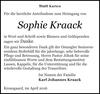 Sophie Kraack