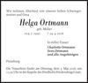 Helga Ortmann