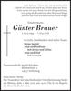 Günter Brauer