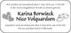 Karina Borwieck Nico Volquardsen