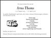 Arno Thoms