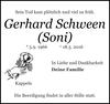 Gerhard Schween Soni
