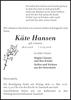 Käte Hansen
