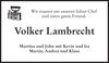Volker Lambrecht