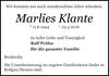 Marlies Klante