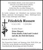 Friedrich Rossow