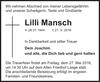 Lilli Mansch