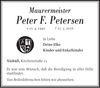 Peter F. Petersen