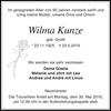 Wilma Kunze