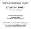 Günther Stuhr