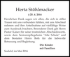 Herta Stöhlmacker
