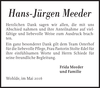 Hans-Jürgen Meeder