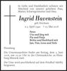 Ingrid Havenstein