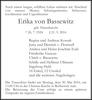 Erika von Bassewitz