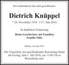 Dietrich Knüppel