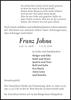 Franz Johna