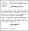Elfriede Noack