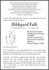Hildegard Falk