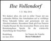 Ilse Vollendorf