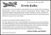 Erwin Kafka