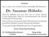 Dr. Susanne Höhnke