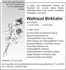 Waltraud Birkhahn