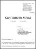 Karl-Wilhelm Menke