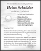 Heinz Schröder