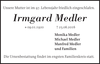 Irmgard Medler