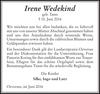 Irene Wedekind
