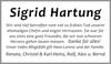 Sigrid Hartung