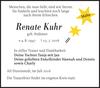 Renate Kuhr