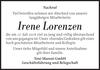 Irene Lorenzen