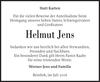 Helmut Jens