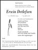Erwin Detlefsen
