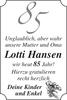 Lotti Hansen