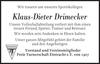 Klaus-Dieter Drimecker