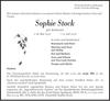 Sophie Stock