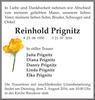 Reinhold Prignitz