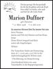 Marion Duffner