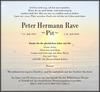 Peter Hermann Rave