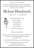 Helmut Hambruch