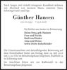 Günther Hansen