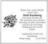 Dedi Baudewig
