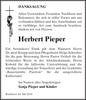 Herbert Pieper