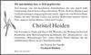 Christel Heiden